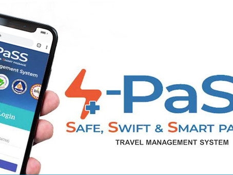 DOST develops S-PaSS for easy coordination in areas with different travel restrictions