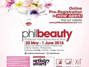 Philbeauty - Philippines International Beauty Show 2018