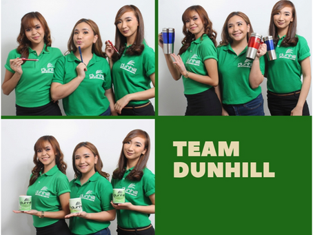 Be The Best With Team Dunhill Events and Advertising Promotion