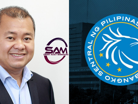 S.A.M. Business Gets Initial Approval From The Bangko Sentral ng Pilipinas