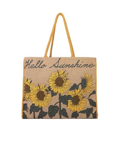 Recycled Canvas Sunflower Collection