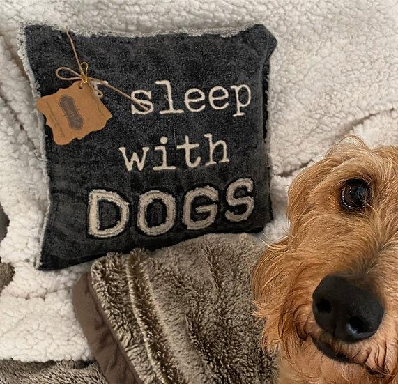 Sleep Dog Pillow