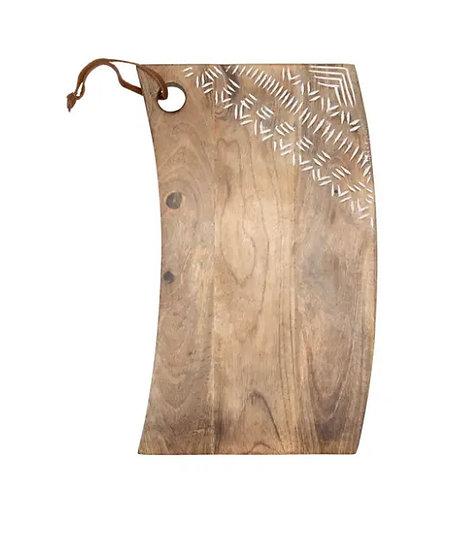 Carved Cutting Board