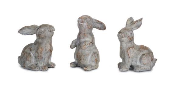 Stone Resin Rabbit