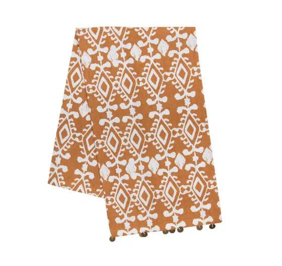 Marigold Handwoven Tea Towel