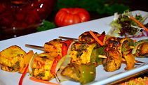 Grilled Paneer @ Madras Cafe. Indian Restaurant. South Indian Restaurant | Glasgow