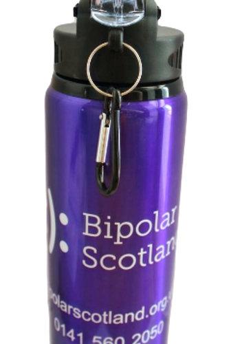Bipolar Scotland Water Bottle