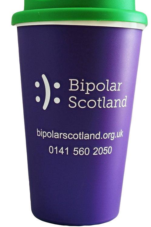 Bipolar Scotland Coffee Cup