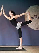 Lilly Om Shiva Power Yoga docent