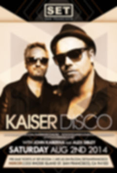 SET with KAISERDISCO at Mercer