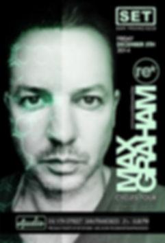 Set with Max Graham at Audio