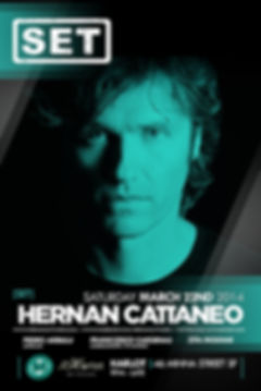 Set with Hernan Cattaneo at Harlot