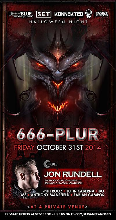 SET Halloween with Jon Rundell