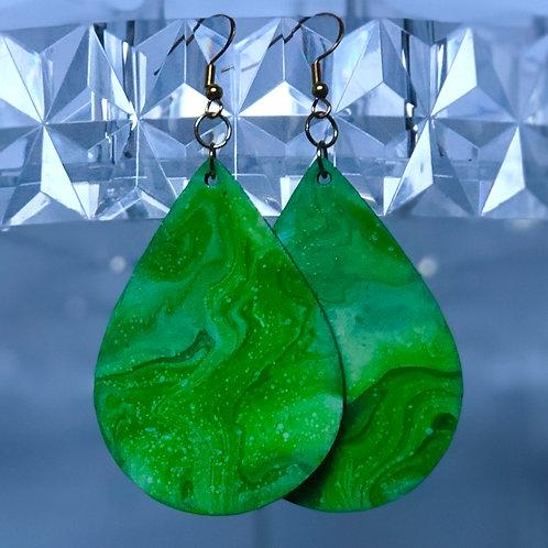 Green Teardrops