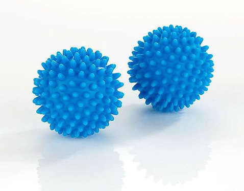 זוג כדורים מיוחד למייבש הכביסה