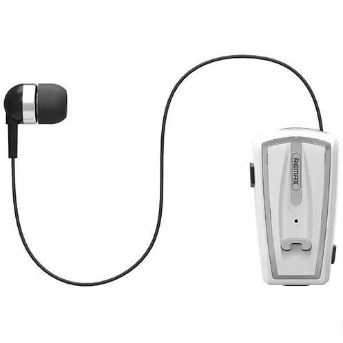 אוזניה / דיבורית Bluetooth קליפס עם רטט