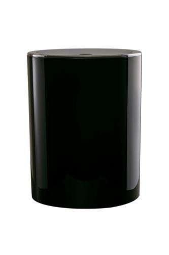 פח אשפה 6 ליטר בצבע שחור