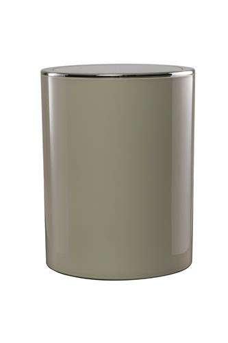 פח אשפה 6 ליטר NOVARA קרם