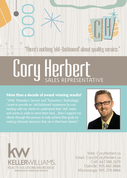 Cory Herbert Postcard