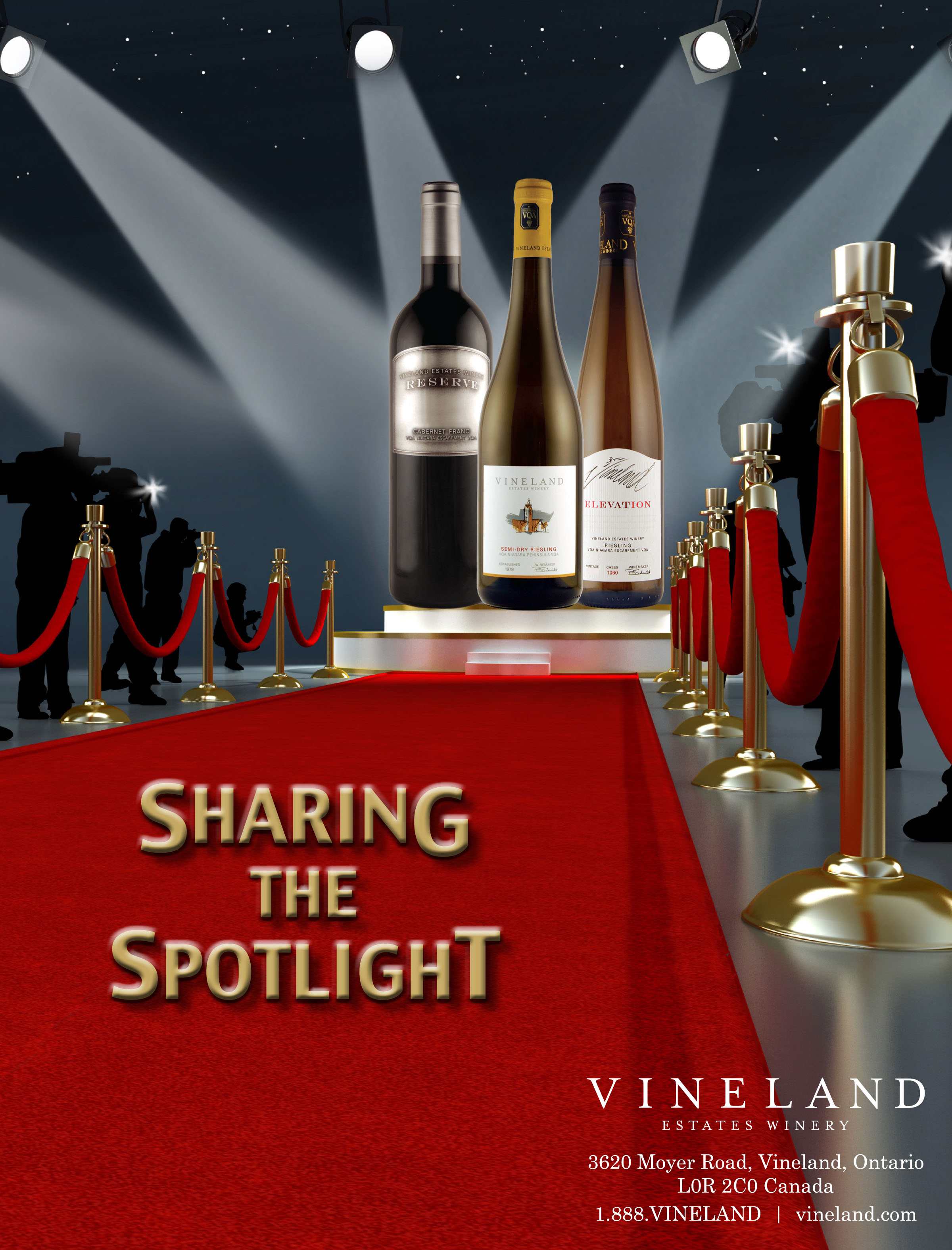 WOF-VEVineland Estates Winery Ad