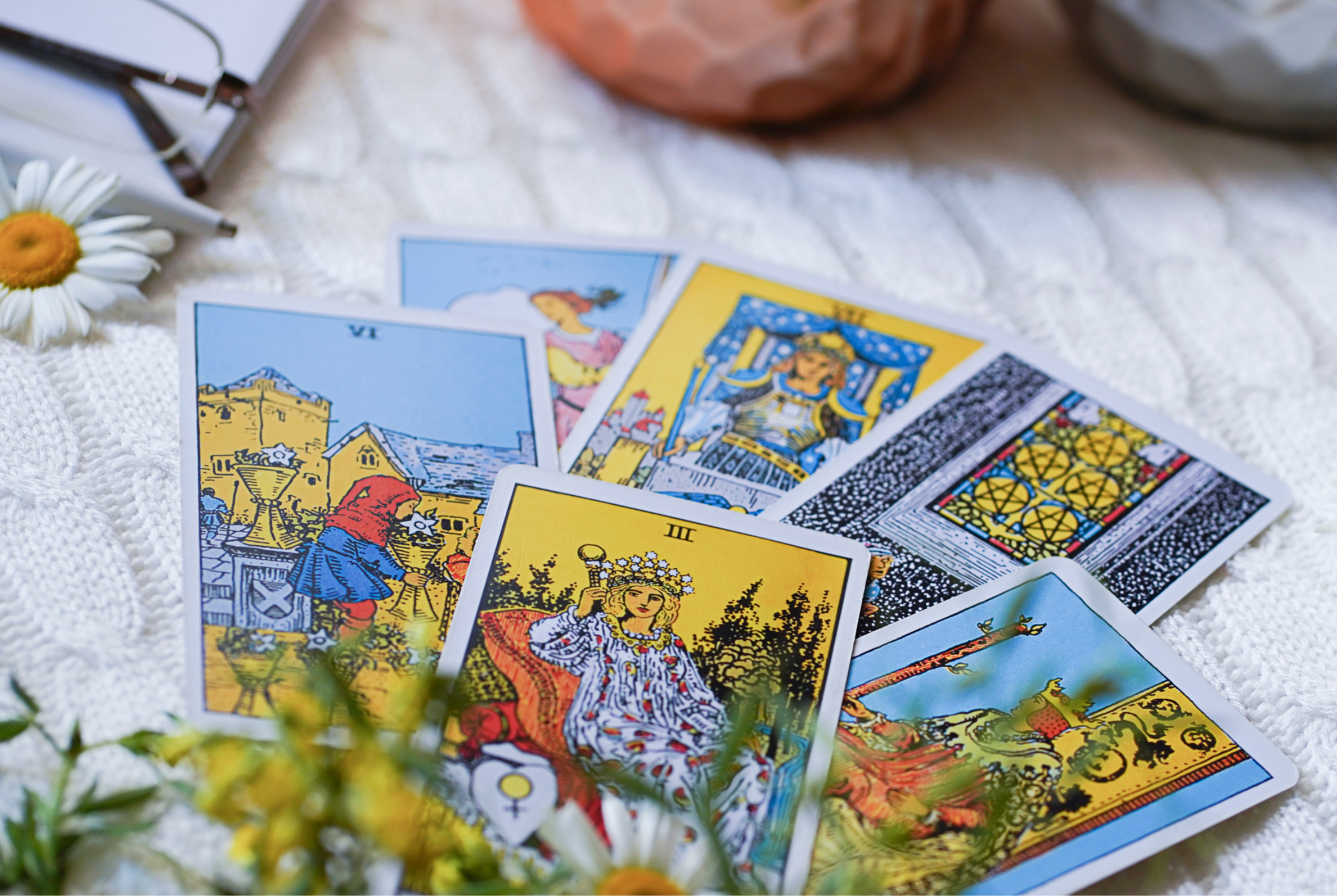 Oracle Cards and Energy Reading