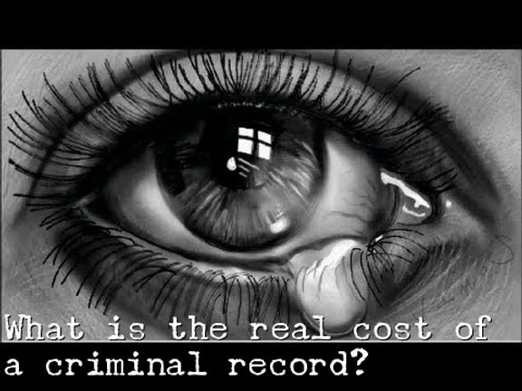 Cost of a criminal record