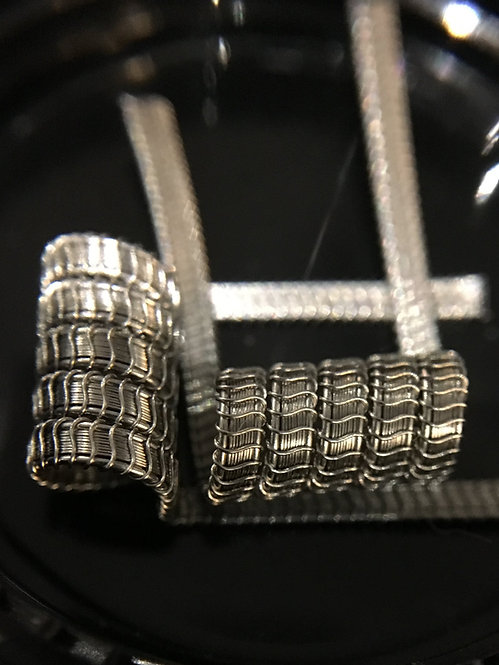 2 x Spaced Fralien Coils