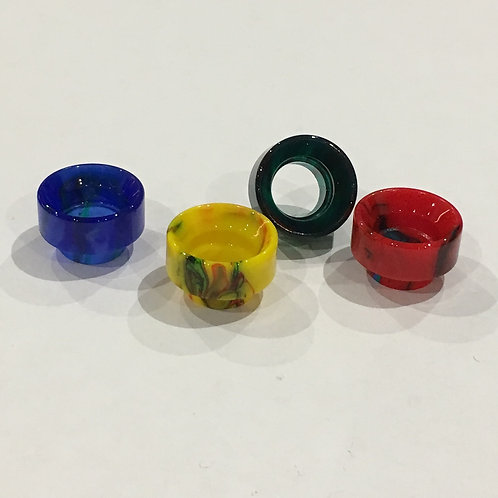 Wide Resin 810 Wide Bore Drip Tip