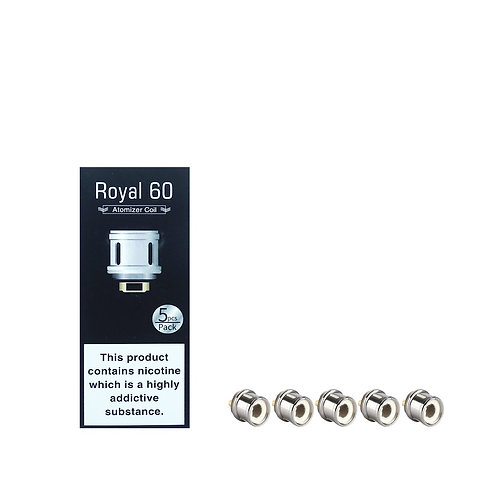 Jomo Royal Mesh Coils 0.17 ohm Pack of 5