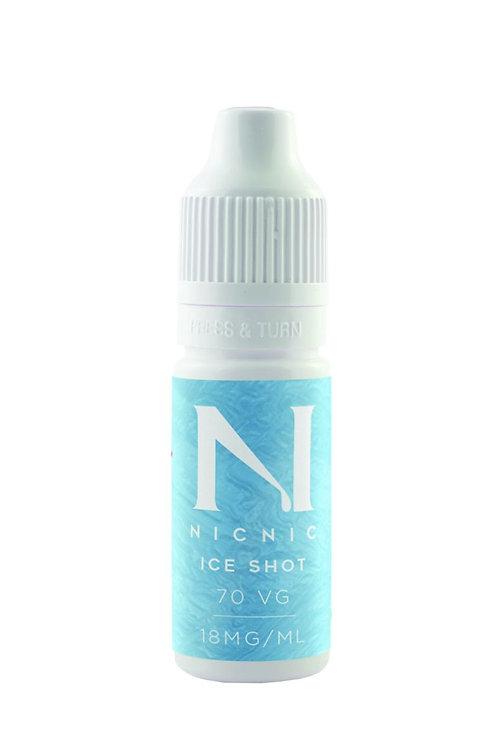 Nic Nic Ice Nicotine Shot 18mg 10ml