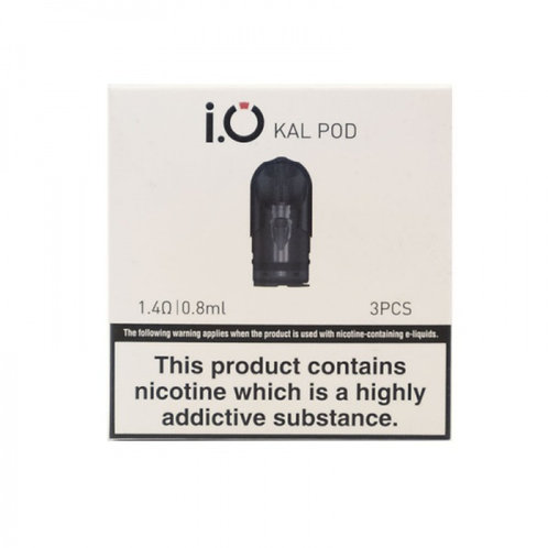 Innokin I.O Replacement Pods Kanthal 1.4 ohm Pack of 3