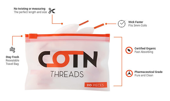 COTN Threads with infomation