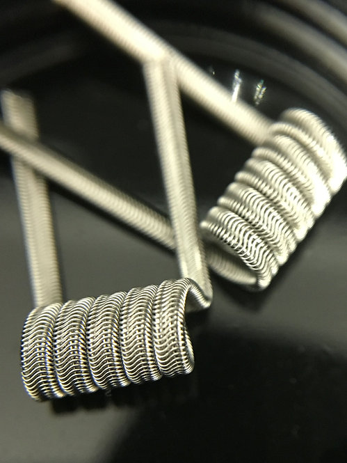 2 x Darkside Alien Coils