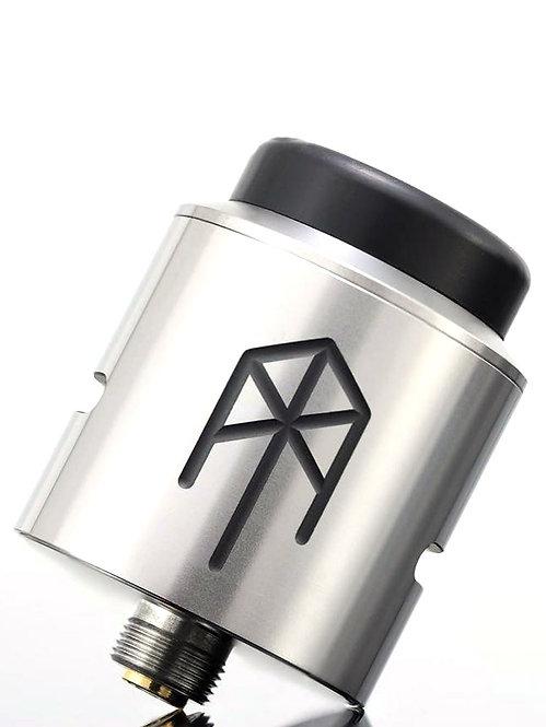 MTerk V2 RDA Stainless Steel Cap and Drip Tip