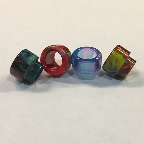 Resin 810 Wide Bore Drip Tip