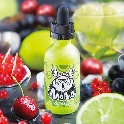 Lime-Berry by MoMo eliquid UK Lime Sorbet and Berries