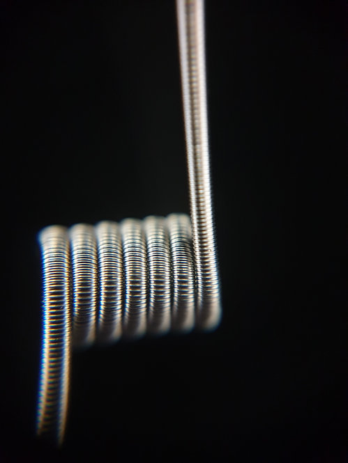 1 x Groove Fused Clapton MTL Coil