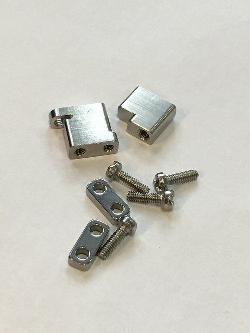 Spare Post & Clamp Set for V1.5 528 Custom Vapes Goon 24mm RDA