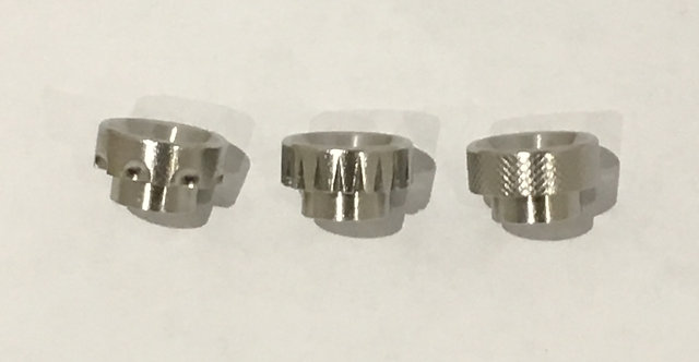Stainless Steel 810 Drip Tips