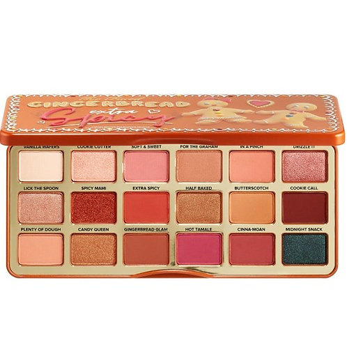 TOO FACED - Gingerbread Extra Spicy Shadow Palette