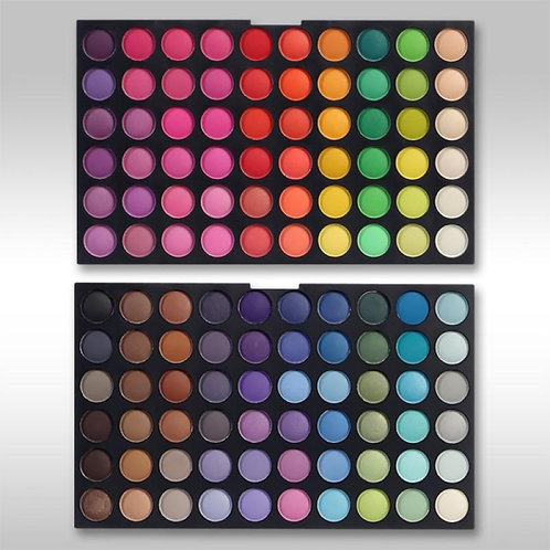BEBELLA - 120 Eyeshadow Palette (FIVE EDITION)
