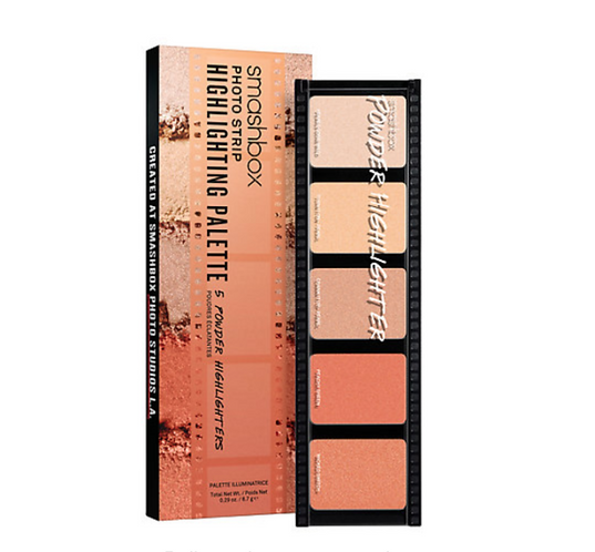 SMASH BOX - Photo Strip Highlighting Palette