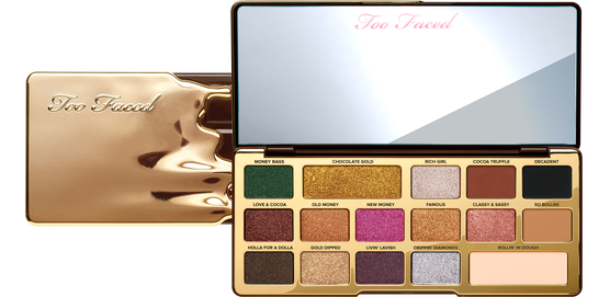TOO FACED - CHOCOLATE GOLD