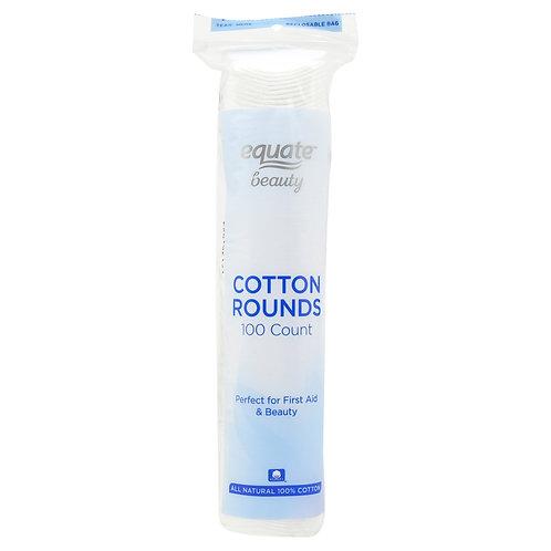 EQUATE - Premium Cotton RoundsEQUATE