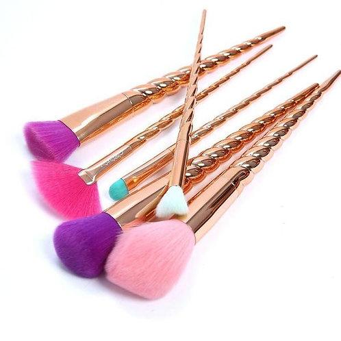 BEAUTY CREATIONS - Copperela Brush Set