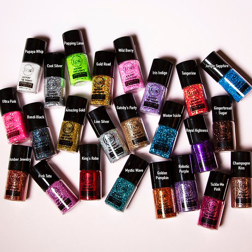 JCAT BEAUTY - Glitter en Polvo