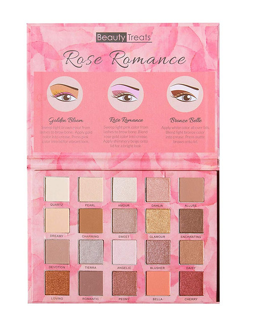 BEAUTY TREATS - Rose Romance