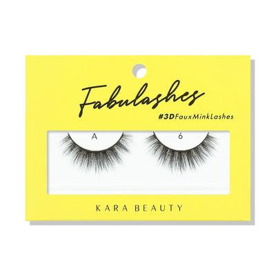 KARA BEAUTY- A6 Fabulashes