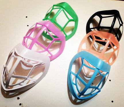 Capitza - Protectores faciales  pack de 6