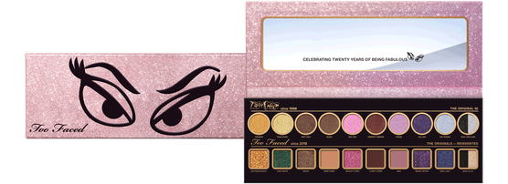 TOO FACED - THEN & NOW